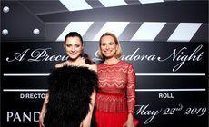 Strălucire pe covorul roșu de la VIVA Party, cu bijuteriile Pandora (PUBLICITATE)