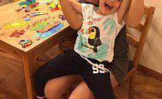 """Băiețelul Andreei Mantea a împlinit 4 ani. Cum l-a surprins mama lui. """"La cât mai mulți ani, totul meu!"""""""