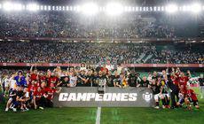 Valencia a cucerit Cupa Regelui Spaniei 2019. A trecut de Barcelona lui Messi