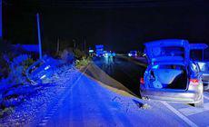 Accident cu nouă victime, dintre care patru copii, în Satu Mare. S-a declanșat planul roșu de intervenție