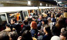 Aglomerație la metrou, după ce un sistem electric s-a defectat
