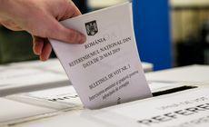 În ce condiții este validat referendumul pentru justiție organizat simultan cu alegerile europarlamentare