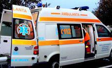 UPDATE | Unul dintre cei doi copii loviţi de o maşină în localitatea Piatra a murit