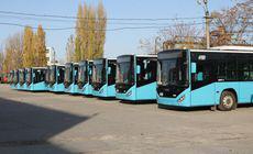 Transportul public din București va avea 100 de autobuze electrice și 80 de tramvaie noi. Investiția se ridică la 230 de milioane de euro, din bani europeni