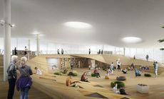 Cum arată una dintre cele mai moderne biblioteci din lume? Jurnalista Libertatea Andreea Archip se află în biblioteca de 100 de milioane de euro, din Helsinki
