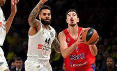 ȚSKA Moscova – Anadolul Efes, finala Euroligii 2019 de baschet masculin, se joacă azi, de la 21.30