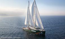 Rainbow Warrior, nava-fanion a Greenpeace, vine în România și va putea fi vizitată. Portul Constanța este prima oprire dintr-un tur european de 5 luni