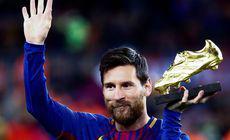 Lionel Messi a câștigat Gheata de Aur pentru a șasea oară în carieră. Argentinianul, la al treilea triumf consecutiv