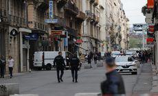 Un bărbat a fost arestat în cazul exploziei de la Lyon