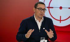 """Ponta, despre desemnarea lui Iohannis președinte al Consiliului European: """"Ar fi o mare oportunitate. Îl vom avea pe Tăriceanu președinte interimar, nici asta nu e rău, nu?"""""""