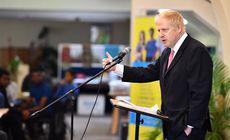 Boris Johnson vrea un Brexit dur, dar fără taxe impuse de UE mărfurilor britanice