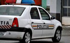 Un şofer drogat a intrat cu mașina într-o shaormerie din Târgu Jiu, după o urmărire în trafic!