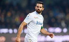 VIDEO / S-a retras Sergio Pellissier, fotbalistul care l-a nenorocit pe Cristian Chivu. Ce a spus în discursul de despărțire