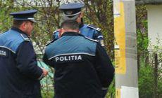 Un polițist din Vaslui și-a amenințat soția cu cuțitul, iar pe fiica lui a strâns-o de gât! A primit ordin de restricție