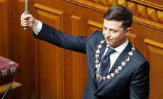 Vladimir Zelenski a fost investit în funcția de președinte al Ucrainei. Fostul comediant a anunțat dizolvarea Parlamentului și alegeri anticipate