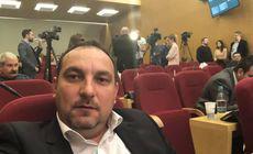 Consilierul general PMP Lucian Iliescu îl va înlocui în Senat pe Traian Băsescu