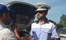 Un medic dentist a fost prins la Mamaia când conducea sub influența canabisului. Razie de amploare a polițiștilor la malul mării