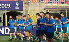România U21 – Germania U21 (joi, ora 19.00, TVR1), în semifinala Euro 2019. Tricolorii au făcut antrenamentul oficial. 20.000 de români sunt așteptați la Bologna! Toate detaliile despre meci