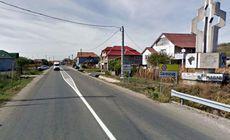 Bărbat accidentat mortal, pe un drum din Sălaj. Victima a traversat strada prin loc nepermis