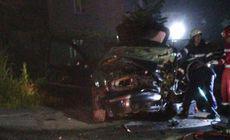 Accident grav pe DN7. Un mort şi un rănit