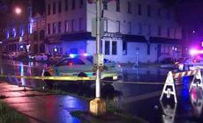 Zece persoane au fost rănite în fața unui club de noapte din orașul american Allentown