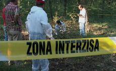 Un cadavru a fost descoperit într-o pădure din Pătârlagele, Buzău. Se crede că e vorba despre un bătrân dispărut în urma unei viituri