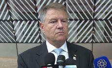 Iohannis: Avem oameni foarte buni la Bruxelles; președinția română a Consiliului UE a fost una de succes