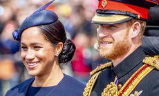 Ducii de Sussex au publicat prima poză cu chipul bebelușului lor! Archie are ochii lui Meghan Markle