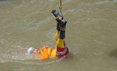 Magicianul din India care a vrut să facă trucul celebru al lui Houdini a fost găsit mort în Gange / VIDEO