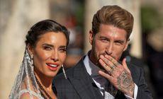 Sergio Ramos a plătit 1 milion de euro ca să-i cânte la nuntă  trupa AC/DC! Imagini de la cununia fotbalistului