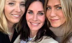 """Courteney Cox, Lisa Kudrow şi Jennifer Aniston, împreună la 15 ani de la finalul """"Friends"""""""