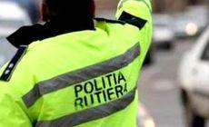 Doi morți într-un accident produs de un polițist care a încercat să evite un câine