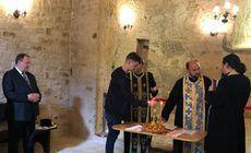 Slujbă de pomenire a domnitorilor Moldovei la  Suceava, în debutul Programului Ștefanian. Duminică, chef Cătălin Scărlătescu va prepara meniuri după rețete medievale