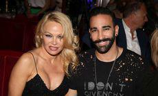 Pamela Anderson s-a despărţit de Adil Rami după ce a aflat că o înșela