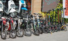 Proiect: Trotinetele electrice asimilate bicicletelor în Codul Rutier