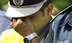 Polițist în Timiș, lovit cu piciorul în cap de un individ încătușat. Cum s-a întâmplat totul