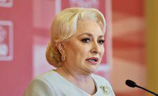 """Viorica Dăncilă, despre o eventuală  remaniere a guvernului: """"Voi face o evaluare pe fiecare minister"""""""