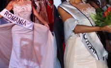 O romanca a fost desemnata cea mai frumoase femeie din lume la Miss Elegant Universe 2018