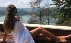 GALERIE FOTO În top pe toate planurile! Iubita lui Drăguș face senzație pe Instagram cu pozele pe care le postează:
