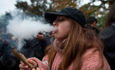Cum au sărbătorit canadienii legalizarea marijuanei. FOTO