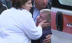 Aurică Beldeanu, transportat în stare gravă la spital! I s-a făcut rău în timp ce se afla la priveghiul lui Ilie Balaci