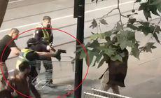 Un om al străzii, erou al atacului terorist din Melbourne. Câți bani a primit pentru gestul său