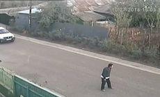 VIDEO Se întâmplă în România! Cel mai bizar accident a devenit VIRAL pe internet