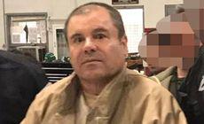 FOTO INCREDIBIL! Cum arata arma cu care Chapo isi executa dusmanii! Procurorii au adus-o la proces