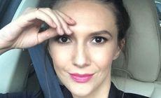 Prima poza cu Adela Popescu dupa un travaliu greu de 5 ore