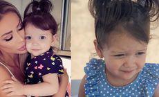 Detaliul foarte trist pe care fanii l-au observat in pozele cu Sophia, fetita Biancai Dragusanu