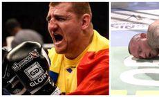 KO ULUITOR al lui Moroșanu!!! Cel mai rapid din carieră, după ce l-a bătut pe 'reptilianul' Cuk: VIDEO