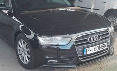 Audi A4, scos la licitație de ANAF. Suma mică pe care o cere pe bolid