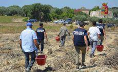 Muncitor român torturat la o fermă din Sicilia. Patronul l-a legat și l-a atârnat de o grindă