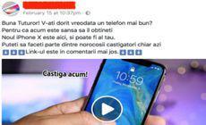 Nu vă lăsați păcăliți! Un concurs fals circulă pe Facebook și mii de români au fost păcăliți